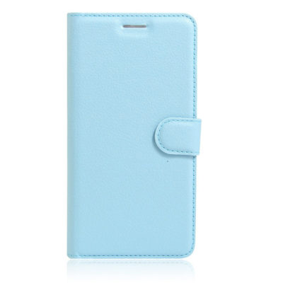 Huawei Honor 8 Suojakotelo Vaaleansininen Lompakko