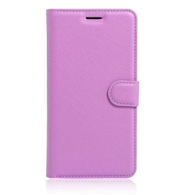 Huawei Honor 8 Suojakotelo Violetti Lompakko