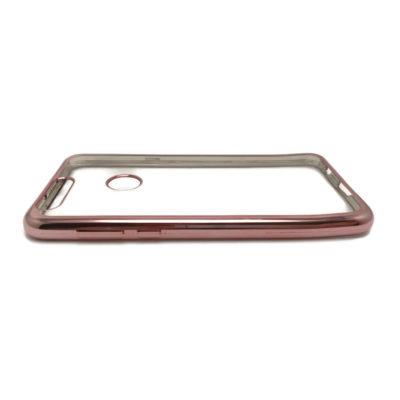 Huawei Honor 8 Suojakuori Läpinäkyvä Ruusukulta