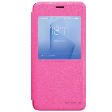 Huawei Honor 8 Suojakuori Nillkin Sparkle Pinkki