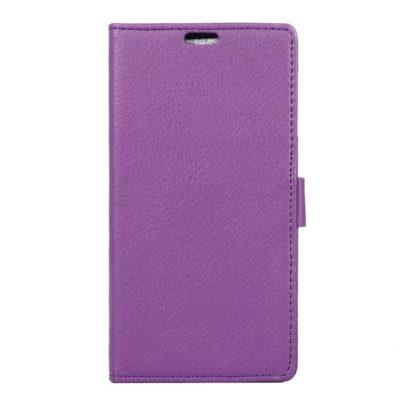 Huawei Y3 II Suojakotelo Violetti Lompakko