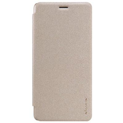 OnePlus 3 / 3T Suojakotelo Nillkin Sparkle Kulta