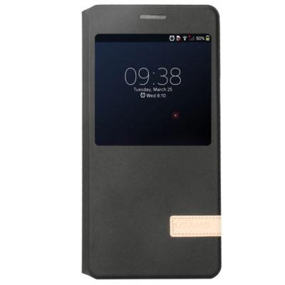 Samsung Galaxy Note 7 Kotelo USAMS Musta