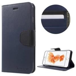 Apple iPhone 7 / 8 Plus Kotelo Sonata Tummansininen