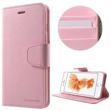 Apple iPhone 7 Plus Kotelo Sonata Vaaleanpunainen