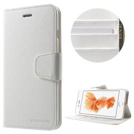 Apple iPhone 7 / 8 Plus Kotelo Sonata Valkoinen