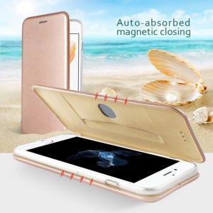 Apple iPhone 7 / 8 Plus Suojakotelo Ruusukulta