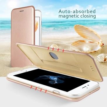 Apple iPhone 7 Plus Suojakotelo Ruusukulta