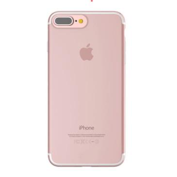 Apple iPhone 7 Plus Suojakuori Totu Läpinäkyvä
