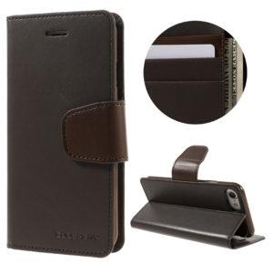 Apple iPhone 7 / 8 Suojakotelo Sonata Tummanruskea