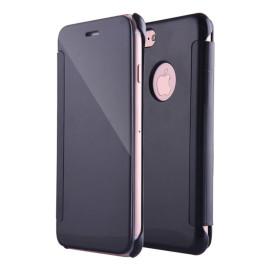 Apple iPhone 7 / 8 Suojakuori Peilipinta Musta