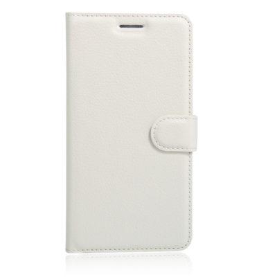 Huawei Honor 8 Suojakotelo Valkoinen Lompakko