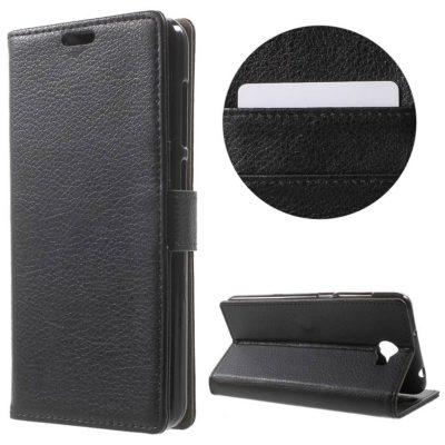 Huawei Y6 II Compact Suojakotelo Musta