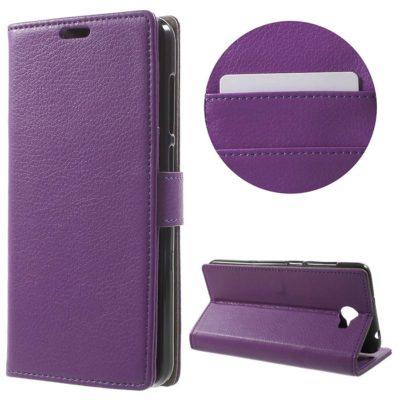 Huawei Y6 II Compact Suojakotelo Violetti