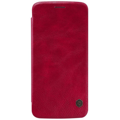 Motorola Moto Z Kotelo Nillkin Qin Punainen