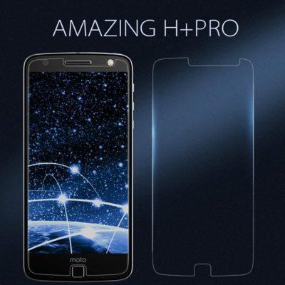 Motorola Moto Z Lasikalvo Nillkin Amazing H+ Pro