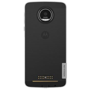 Motorola Moto Z Suojakuori Nillkin Nature Läpinäkyvä