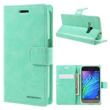 Samsung Galaxy J1 (2016) Kotelo Blue Moon Syaani