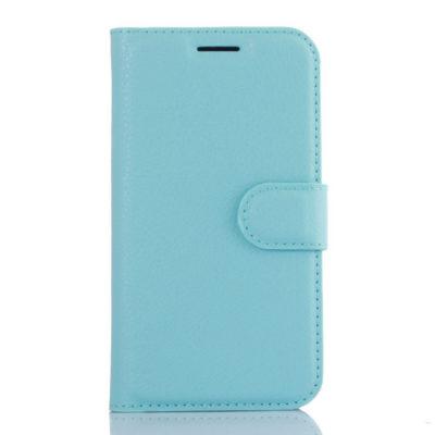 Samsung Galaxy J1 (2016) Lompakkokotelo Sininen