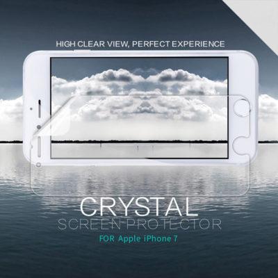 Apple iPhone 7 / 8 Näytön Suojakalvo Kirkas Nillkin