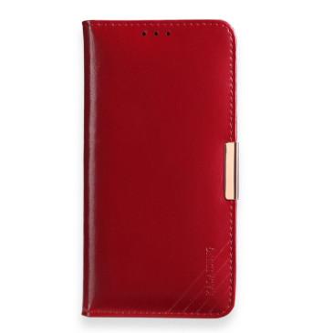 Apple iPhone 7 Plus Nahkakotelo KLD Royale II Punainen