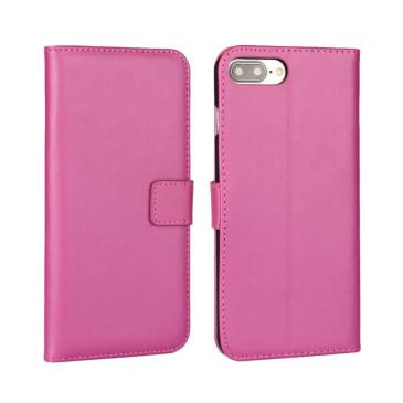 Apple iPhone 7 Plus Nahkakotelo Pinkki