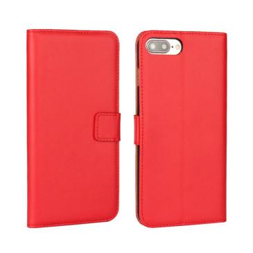 Apple iPhone 7 Plus Nahkakotelo Punainen