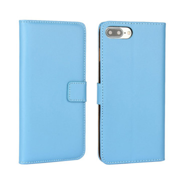 Apple iPhone 7 Plus Nahkakotelo Sininen