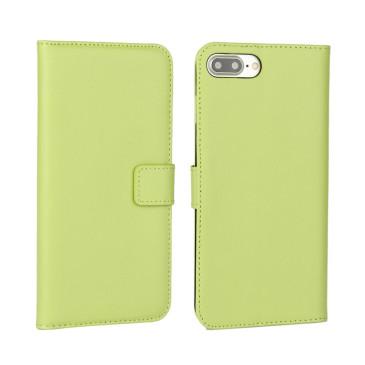 Apple iPhone 7 Plus Nahkakotelo Vihreä