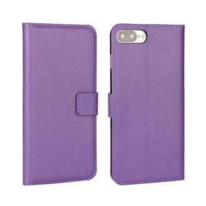 Apple iPhone 7 / 8 Plus Nahkakotelo Violetti