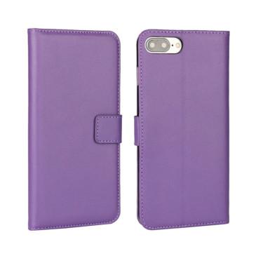 Apple iPhone 7 Plus Nahkakotelo Violetti