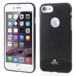 Apple iPhone 7 Suojakuori Newsets Musta