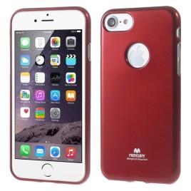 Apple iPhone 7 Suojakuori Newsets Punainen