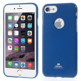 Apple iPhone 7 Suojakuori Newsets Tummansininen