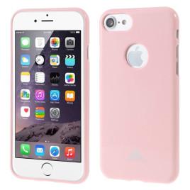Apple iPhone 7 Suojakuori Newsets Vaaleanpunainen