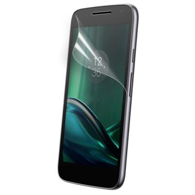 Motorola Moto G4 Play Näytön Suojakalvo Kirkas