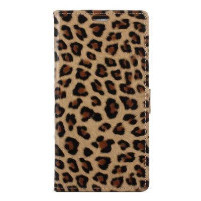 OnePlus 3 / 3T Lompakko Suojakotelo Leopardi