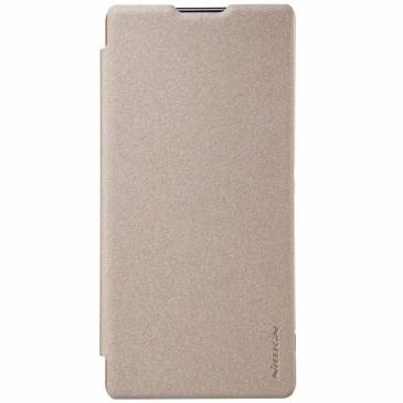 Sony Xperia XA Ultra Kotelo Nillkin Sparkle Kulta