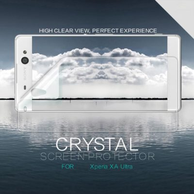 Sony Xperia XA Ultra Näytön Suojakalvo Nillkin Kirkas