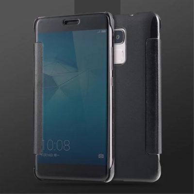 Huawei Honor 7 Lite Suojakuori Peilipinta Musta
