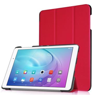 Huawei MediaPad T2 10.0 Suojakotelo Punainen