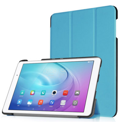 Huawei MediaPad T2 10.0 Suojakotelo Sininen