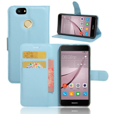 Huawei Nova Kotelo Sininen Lompakko