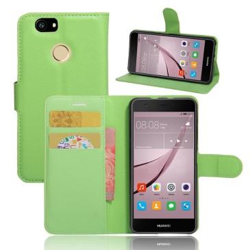 Huawei Nova Kotelo Vihreä Lompakko