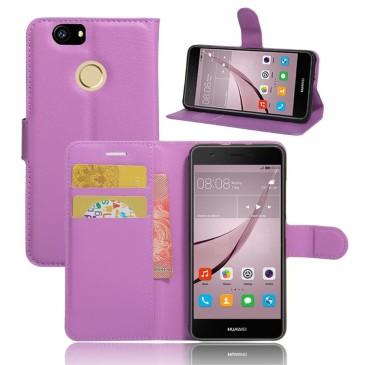Huawei Nova Kotelo Violetti Lompakko