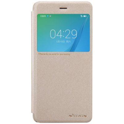 Huawei Nova Suojakotelo Nillkin Sparkle Kulta