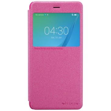 Huawei Nova Suojakotelo Nillkin Sparkle Pinkki