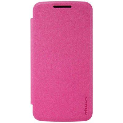 Motorola Moto G4 Play Kotelo Nillkin Sparkle Pinkki