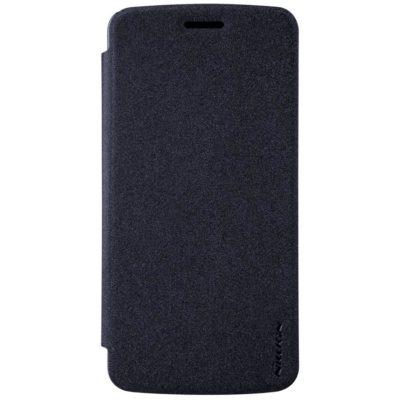 Motorola Moto Z Play Kotelo Nillkin Sparkle Musta