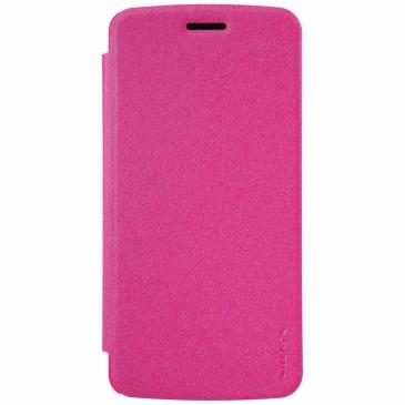 Motorola Moto Z Play Kotelo Nillkin Sparkle Pinkki